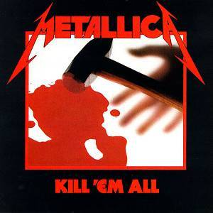 Metallica: Kill 'em All - Cover