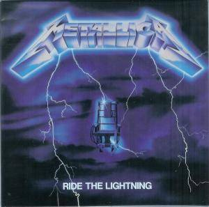 Metallica: Ride The Lightning - Cover