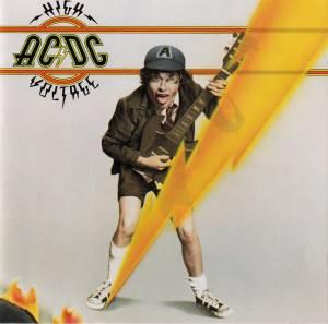 AC/DC: High Voltage (CD) - Bild 1