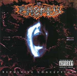 Broken Hope: Repulsive Conception - Cover
