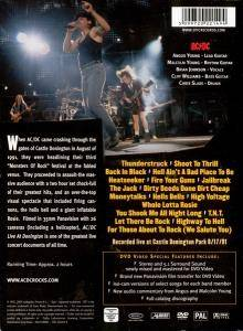 AC/DC: Live At Donington (DVD) - Bild 2