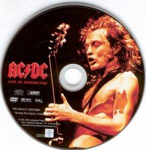 AC/DC: Live At Donington (DVD) - Bild 3
