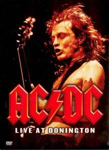 AC/DC: Live At Donington - Cover