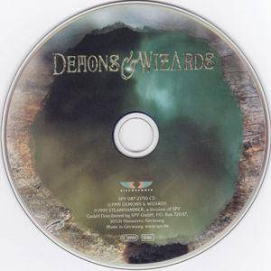 Demons & Wizards: Demons & Wizards (CD) - Bild 3