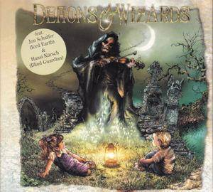 Demons & Wizards: Demons & Wizards (CD) - Bild 1