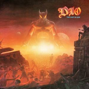 Cover - Dio: Last In Line, The