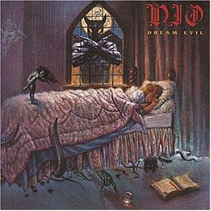 Dio: Dream Evil - Cover