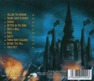 Dio: Killing The Dragon (CD) - Bild 2