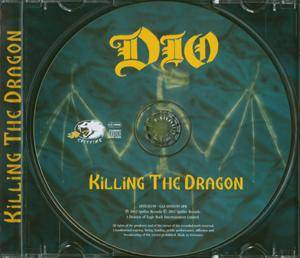 Dio: Killing The Dragon (CD) - Bild 3