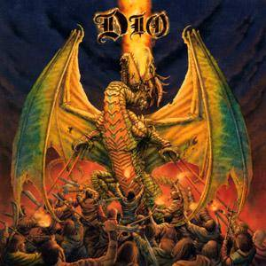 Cover - Dio: Killing The Dragon