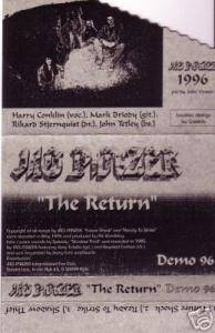 Cover - Jag Panzer: Return, The