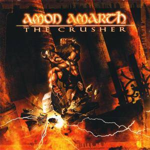 Amon Amarth: Crusher, The - Cover