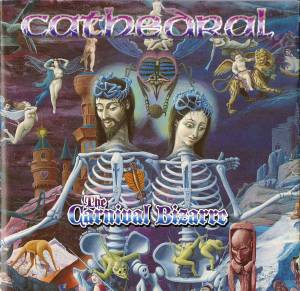 Cover - Cathedral: Carnival Bizarre, The