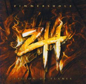 Zimmers Hole: Legion Of Flames (CD) - Bild 1