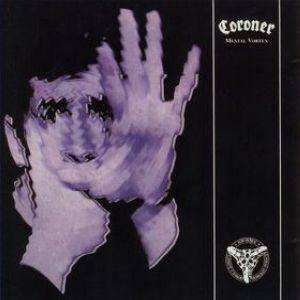 Coroner: Mental Vortex - Cover