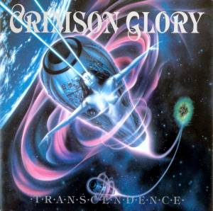 Crimson Glory: Transcendence - Cover