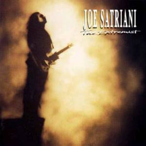 Cover - Joe Satriani: Extremist, The