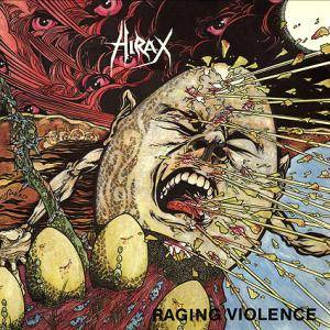 Hirax: Raging Violence - Cover