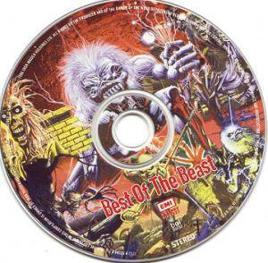 Iron Maiden: Best Of The Beast (CD) - Bild 3