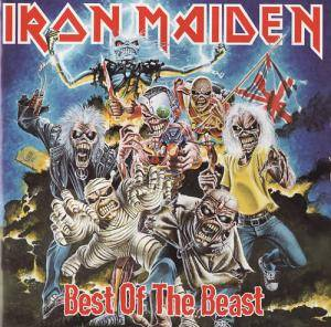 Iron Maiden: Best Of The Beast (CD) - Bild 1