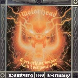 Motörhead: Everything Louder Than Everyone Else (2-CD) - Bild 1