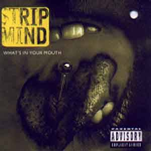 Strip Mind: What's In Your Mouth - Cover