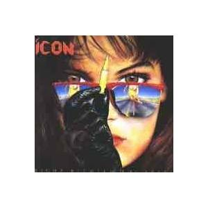 Icon: Right Between The Eyes - Cover