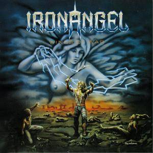 Iron Angel: Winds Of War (LP) - Bild 1