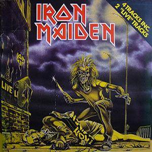 "Iron Maiden: Sanctuary (12"") - Bild 1"
