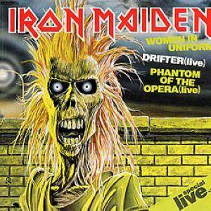 Iron Maiden: Women In Uniform - Special Live EP - Cover