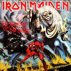Iron Maiden: The Number Of The Beast (LP) - Bild 1