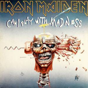 "Iron Maiden: Can I Play With Madness (12"") - Bild 1"