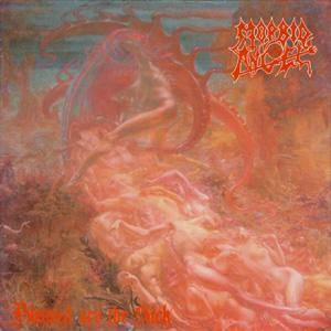 Morbid Angel: Blessed Are The Sick - Cover