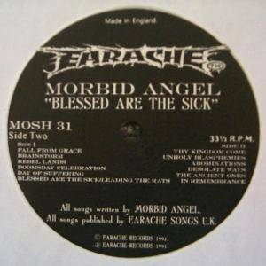 Morbid Angel: Blessed Are The Sick (LP) - Bild 5