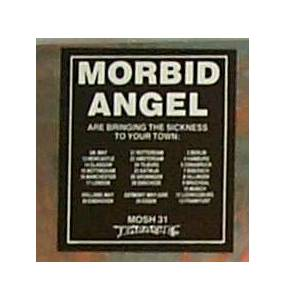 Morbid Angel: Blessed Are The Sick (LP) - Bild 6