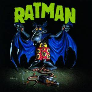 "Risk: Ratman (12"") - Bild 1"