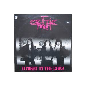 Celtic Frost: Night In The Dark, A - Cover