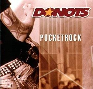 Cover - Donots: Pocketrock