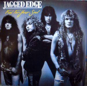 Jagged Edge: Fuel For Your Soul - Cover