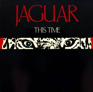 Jaguar: This Time - Cover