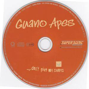 Guano Apes: Don't Give Me Names (CD) - Bild 3