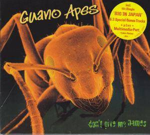 Guano Apes: Don't Give Me Names - Cover