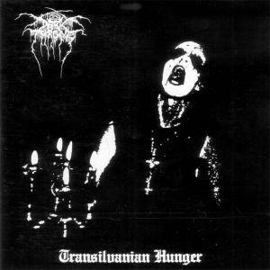 Cover - Darkthrone: Transilvanian Hunger
