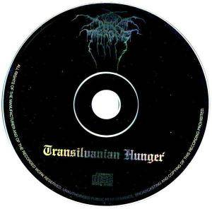 Darkthrone: Transilvanian Hunger (CD) - Bild 5