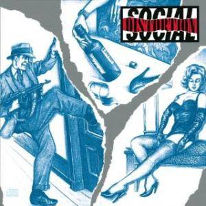 Social Distortion: Social Distortion - Cover