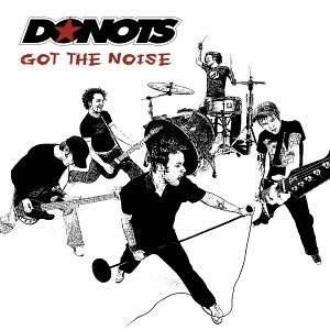Cover - Donots: Got The Noise