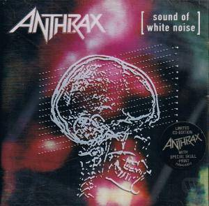 Anthrax: Sound Of White Noise (CD) - Bild 1