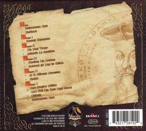 Haggard: Awaking The Centuries (CD) - Bild 2