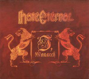 Hate Eternal: I, Monarch (CD) - Bild 1