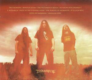 Hate Eternal: I, Monarch (CD) - Bild 2